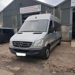 Merc Sprinter Van